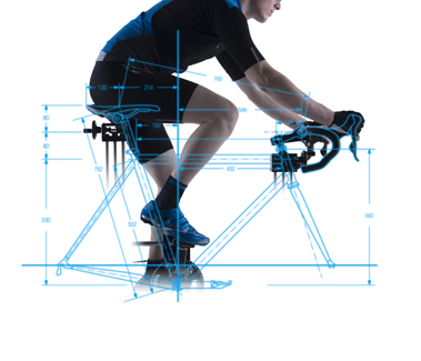 Venez Découvrir l'étude posturale BIKE FITTING