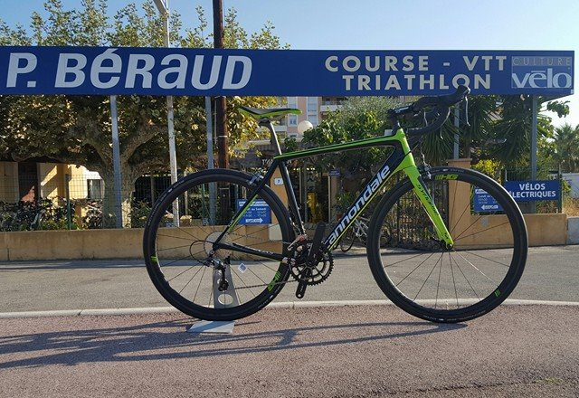 NEW CANNONDALE SYNAPSE HM ULTEGRA
